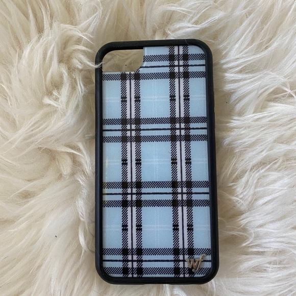 iPhone wildflower case